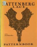 Battenberg Lace Pattern Book