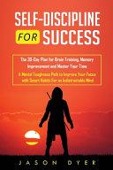 Self Discipline for Success