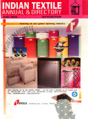 Indian Textile Annual   Directory
