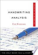 Handwriting Analysis Plain   Simple