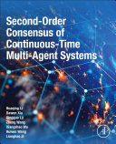 Second Order Consensus of Continuous Time Multi Agent Systems