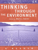 Thinking Through the Environment