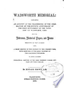 Wadsworth memorial : an account of the proceedings of the celebration of the sixtieth anniversary of the first settlement of the township of Wadsworth, Ohio ; with the addresses, historical papers, and poems presented on that occasion, also, a brief sketch of the history to the present time with sketches of the early history of the adjoining townships to which is annexed biographical sketches of the more prominent pioneer settlers and their families