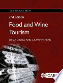 Food and Wine Tourism  2nd Edition Book