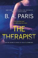 The Therapist Book