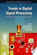 Trends in Digital Signal Processing