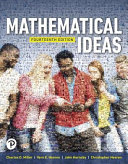 Mathematical Ideas  Loose Leaf Edition