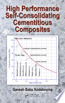 High Performance Self Consolidating Cementitious Composites Book