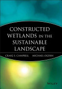 Constructed Wetlands in the Sustainable Landscape