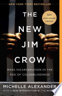 The New Jim Crow Michelle Alexander Cover