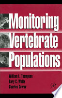 Monitoring Vertebrate Populations