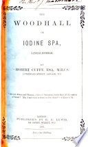 The Woodhall Or Iodine Spa, Lincolnshire
