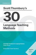 Books - New Scott Thornbury�s 30 Language Teaching Methods | ISBN 9781108408462