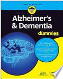 Alzheimer s and Dementia For Dummies Book