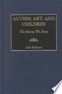 Autism  Art  and Children Book