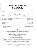 The Platoon School ebook