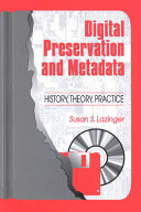Digital Preservation and Metadata Book