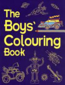 The Boys  Colouring Book