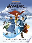 Avatar  the Last Airbender  North and South Library Edition