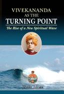 Vivekananda as the Turning Point Pdf/ePub eBook