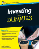 List of Dummies Investing E-book