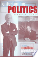 Entertaining Politics Book