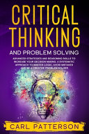 Critical Thinking And Problem Solving Book