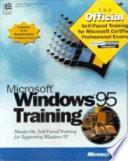 Microsoft Supporting Windows 95