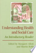 Cover of Understanding Health and Social Care