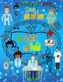 I Am a Doctor and Dentist  A Coloring Book for Girls and Boys Book