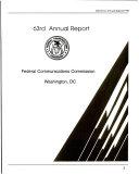 FCC annual report