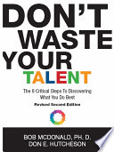 Don T Waste Your Talent Book PDF