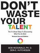 Don't Waste Your Talent