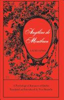 Pdf Angéline de Montbrun Telecharger