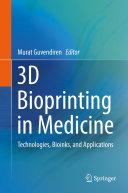 3D Bioprinting in Medicine Pdf/ePub eBook