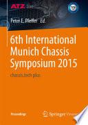 6th International Munich Chassis Symposium 2015