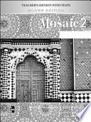 Mosaic Level 2 Reading Teacher's Edition