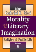 Morality and the Literary Imagination