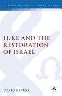 Luke and the Restoration of Israel