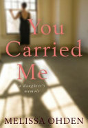 You Carried Me banner backdrop
