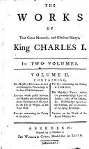 The Works of that Great Monarch, and Glorious Martyr, King Charles I. ebook