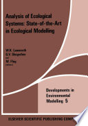 Analysis of Ecological Systems  State of the Art in Ecological Modelling