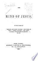 The Mind of Jesus Book