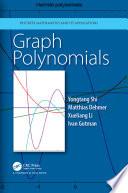 Graph Polynomials PDF