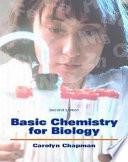 Basic Chemistry for Biology