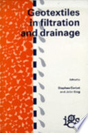 Geotextiles in Filtration and Drainage