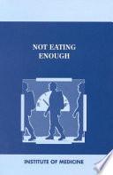 Not Eating Enough