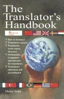 The Translator s Handbook