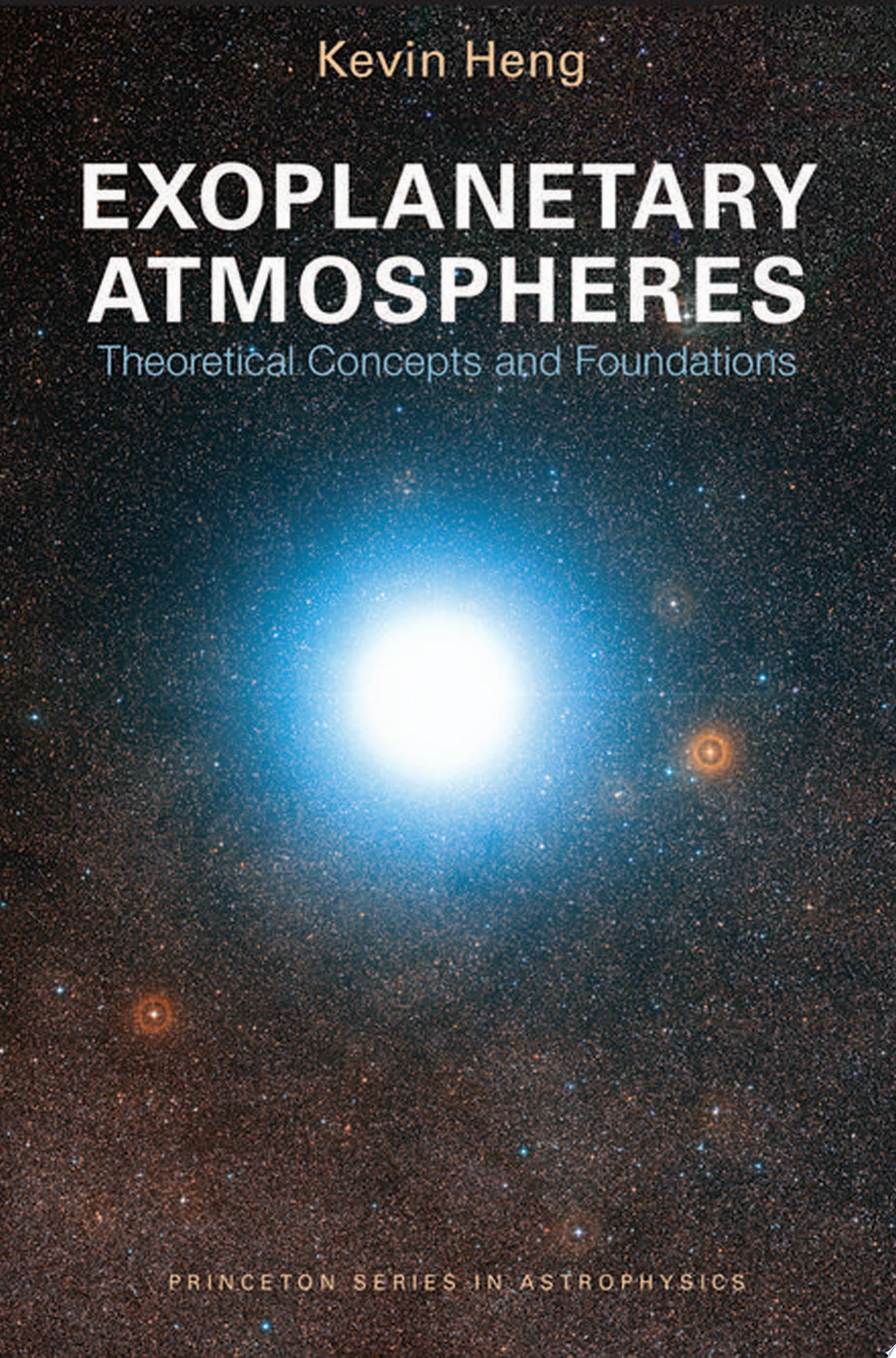 Exoplanetary Atmospheres