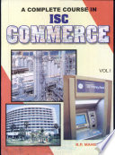 A Complete Course In Isc Commerce